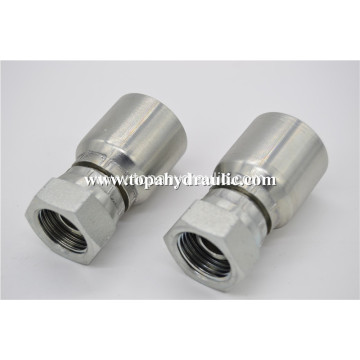 hose oil  stainless push non crimp fittings